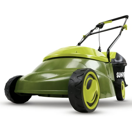 Sun Joe MJ401E Electric Lawn Mower | 14 inch | 12 (Best Small Gas Lawn Mower)