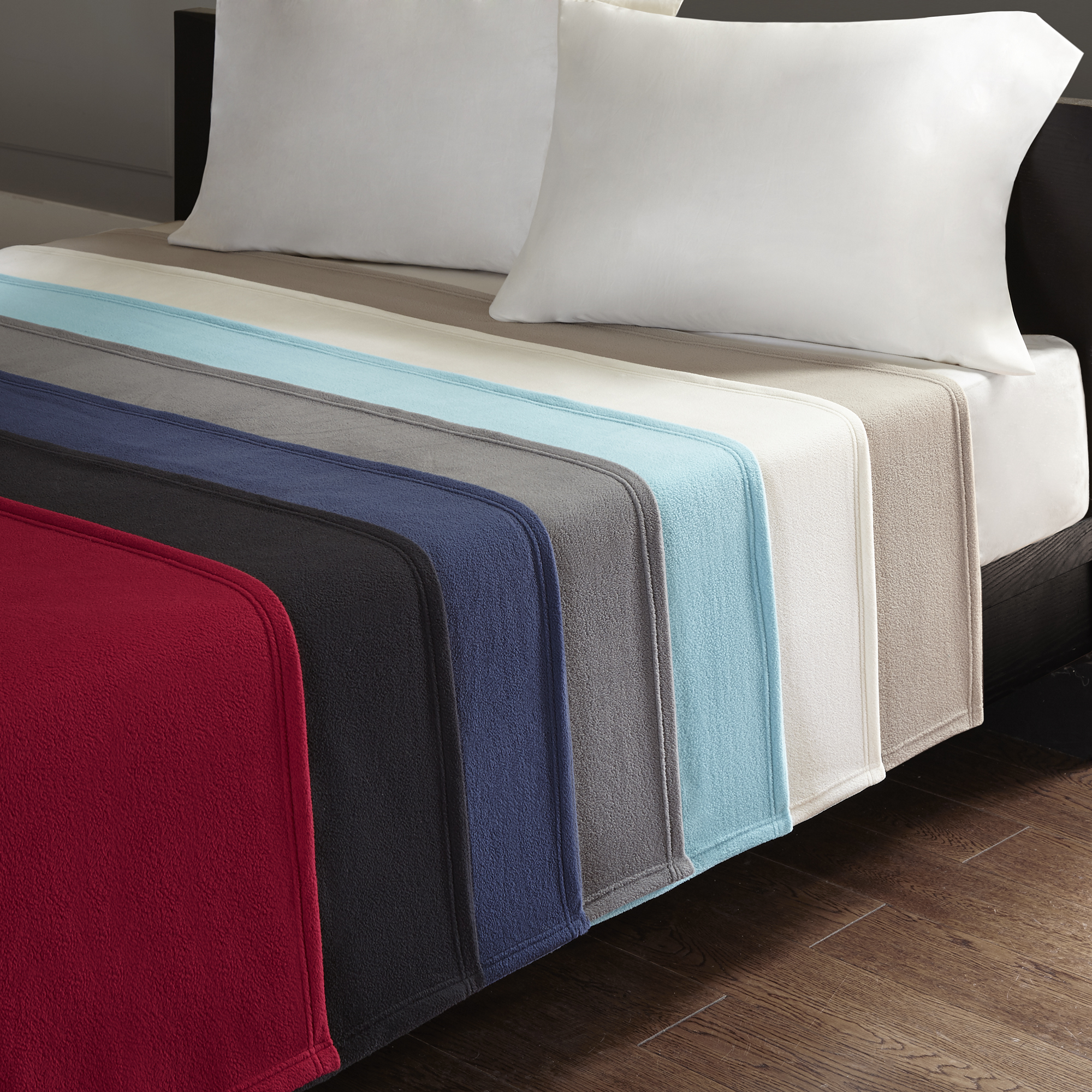 Comfort Classics Peak Performance 3M Scotchgard Micro Fleece Blanket