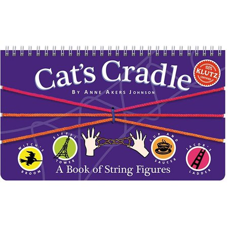 Cat's Cradle : A Book of String Figures
