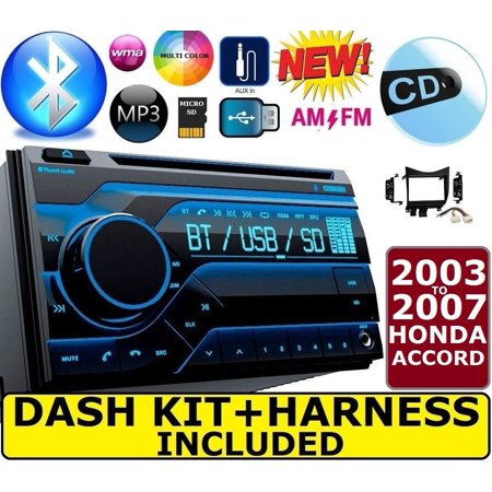 2003-07 HONDA ACCORD BLUETOOTH USB CD/AUX/MP3/USB/SD RADIO STEREO