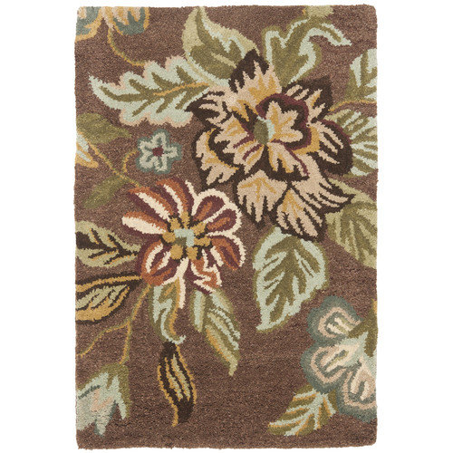 Safavieh Blossom Brown Area Rug