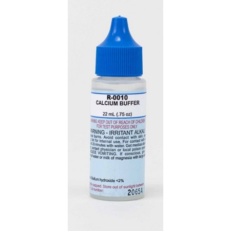 Taylor R0010 Swimming Pool Water Test Kit Calcium Buffer .75 Oz Refill Bottle