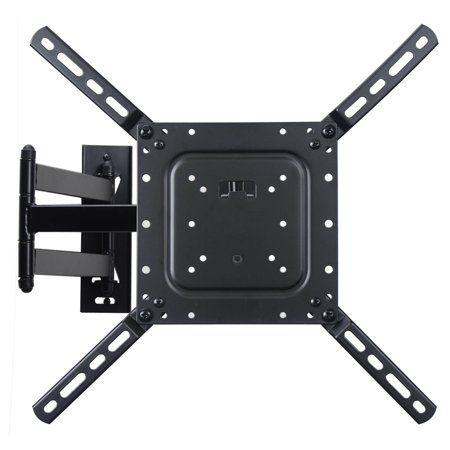 VideoSecu Articulating TV Wall Mount for 24-55″ LED LCD Plasma Samsung UN32H6350AFXZA UN40F5000AFXZA UN48J550DAFXZA bj2