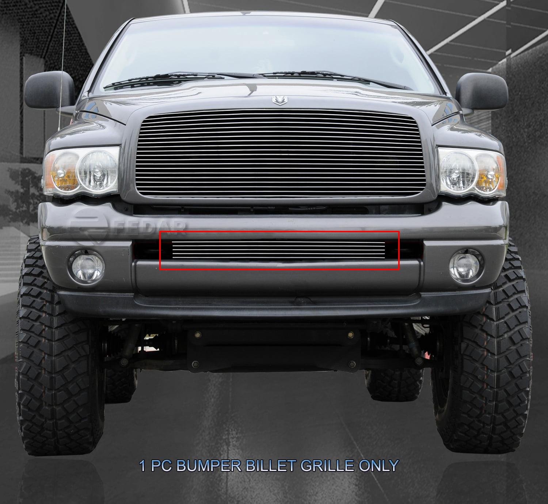 Fedar Lower Bumper Billet Grille For 2006-2008 Dodge Ram