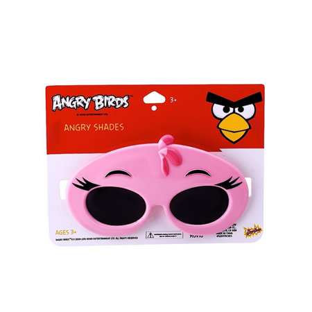 Party Costumes - Sun-Staches - Kids Angry Bird Pink New sg2492