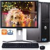 "Dell Optiplex Desktop Computer Bundle with Intel Processor DVD Wifi 17  LCD Keyboard Mouse and Windows 10 - Refurbished Dell Optiplex Desktop Computer Bundle with Intel Processor DVD Wifi 17"" LCD Keyboard Mouse and Windows 10 - Refurbished"