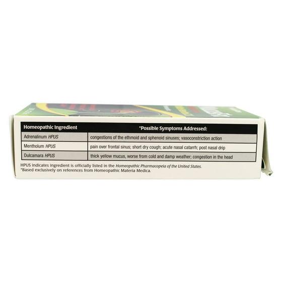 Natural Care MucusFix Nasal Spray - 0 5 fl oz