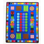 Kids World Carpets Game Time Area Rug