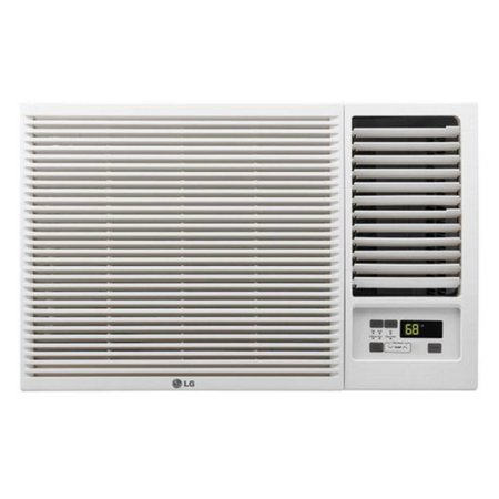 LG LW8016HR 7,500 BTU 115V Window-Mounted Air Conditioner with 3,850 BTU Supplemental Heat