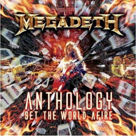 Anthology: Set The World A Fire -