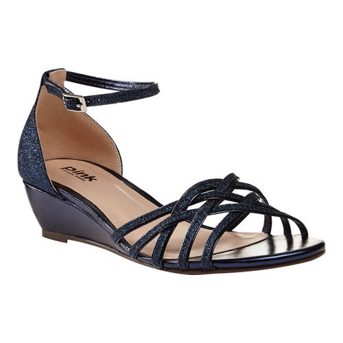 Women's Pink Paradox London Avery Wedge Sandals