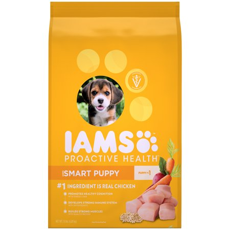 Hypo Puppy (Iams Proactive Health Smart Puppy Dry Dog Food Chicken, 15 lb.)