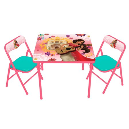 Elena of Avalor Erasable Activity Table Set