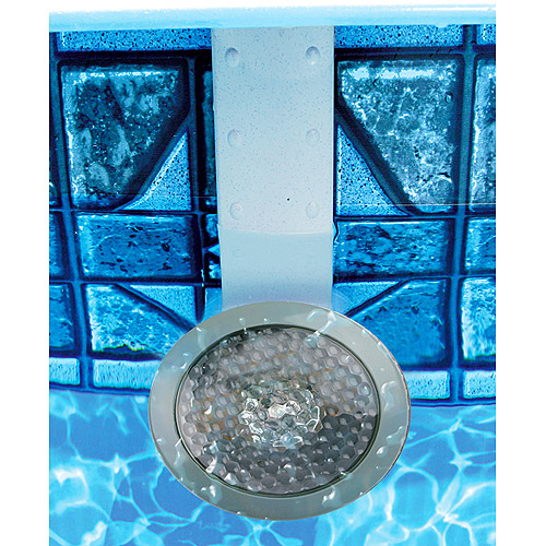 NiteLighter 50-Watt Swimming Pool Light, Steel Wall Style
