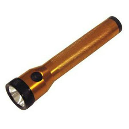 Streamlight 75191 Stinger Orange Flashlight AC/DC (2 Holders)