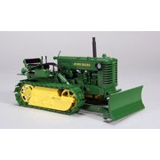 "1949 John Deere Model ""MC"" Crawler Tractor with Blade 1/16 Diecast Model by Speccast"