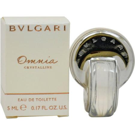 Bvlgari Omnia Crystalline by Bvlgari for Women, 5 ml