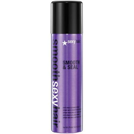 Shine Spray - Sexy Hair Concepts Smooth & Seal Anti-Frizz & Shine Spray 6 oz (Pack of 2)