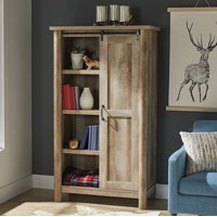 Better Homes & Gardens 66-in Stockton Storage Bookcase Cabinet Deals