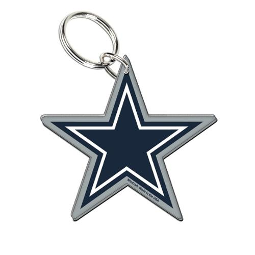 Dallas Cowboys Official NFL 3 inch  Key Chain Keychain by Wincraft