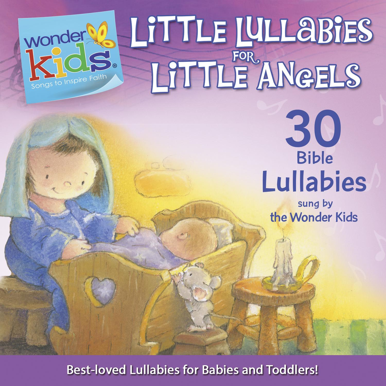 Wonder Kids: Little Lullabies for Little Angels (Audiobook)