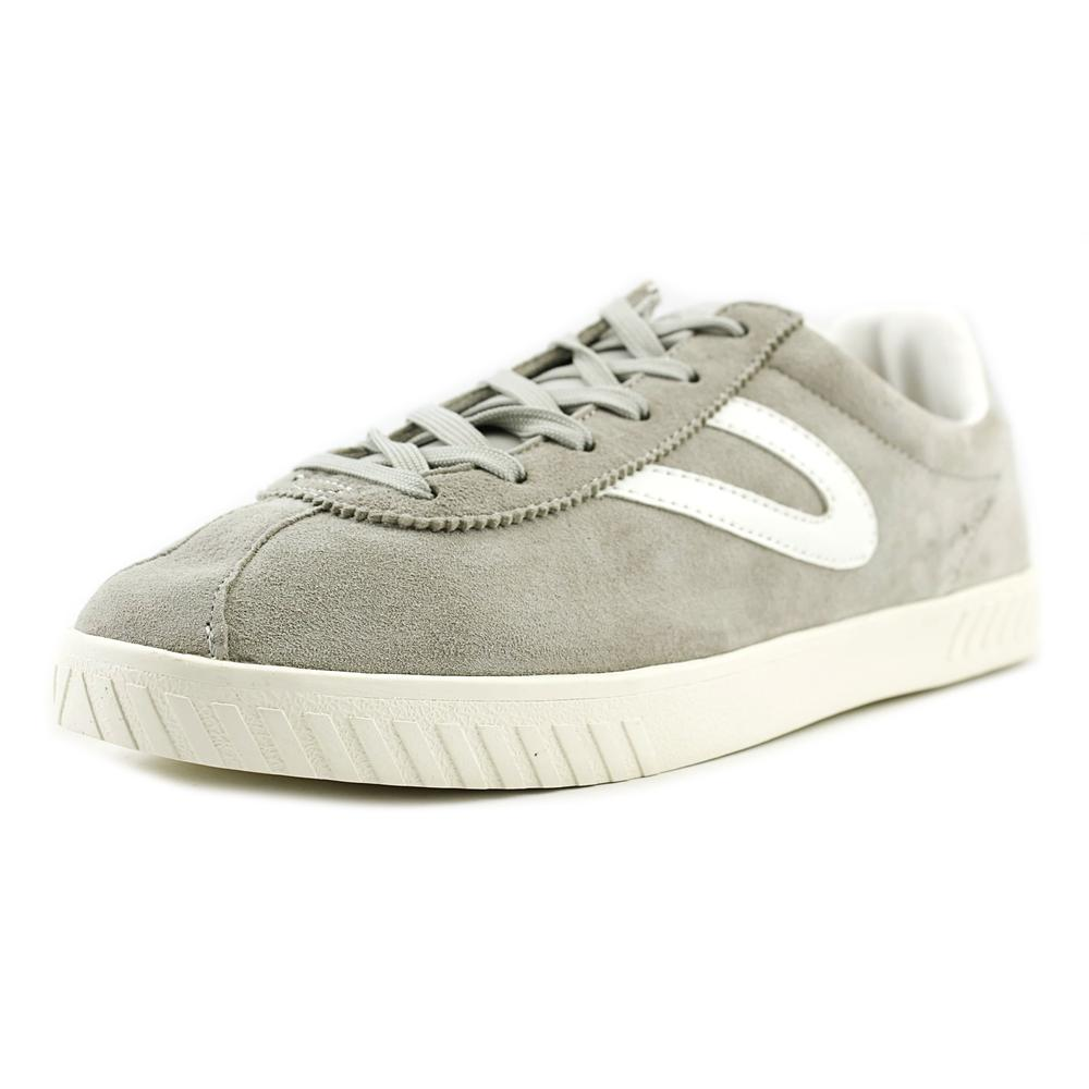 Tretorn Camden 3 Women Suede Gray Fashion Sneakers by Tretorn
