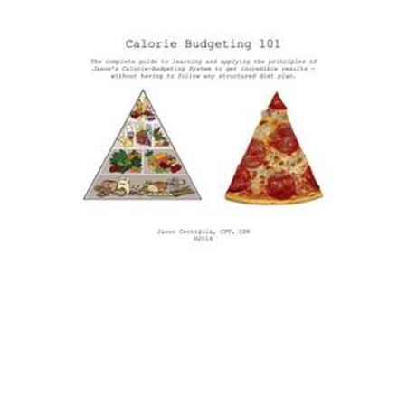 Calorie Budgeting 101 - eBook (Budget 101 Halloween)