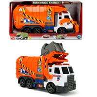 "Dickie Toys Action Series 16"" Garbage Truck"