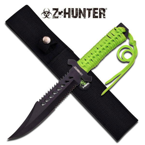 Z Hunter Fixed Blade Knife