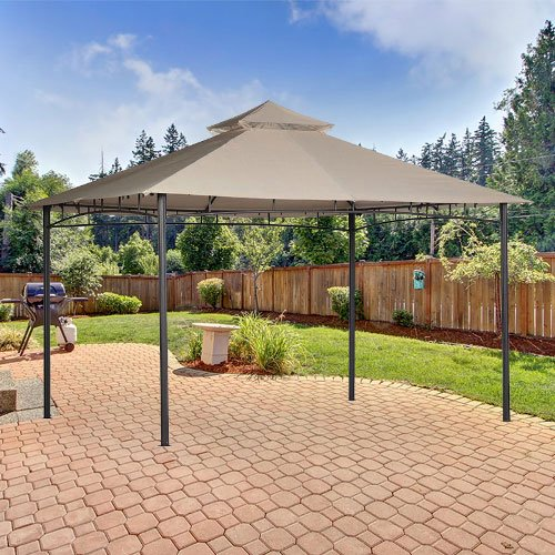 Garden Winds Roof Style House Gazebo Replacement Canopy Top Riplock 350