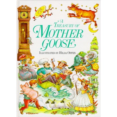 A Treasury of Mother Goose Rhymes (Juice Goose Rackmount)