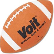 Sport Supply Group VCF6SHXX Voit CF6 Rubber Football - Junior