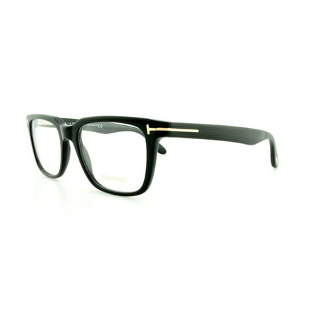 TOM FORD Eyeglasses FT5304 001 Shiny Black 54MM (Tom Ford Frames Männer)
