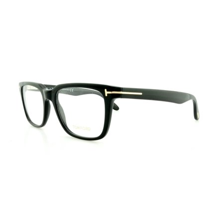 TOM FORD Eyeglasses FT5304 001 Shiny Black (Tom Ford Clear Glasses)