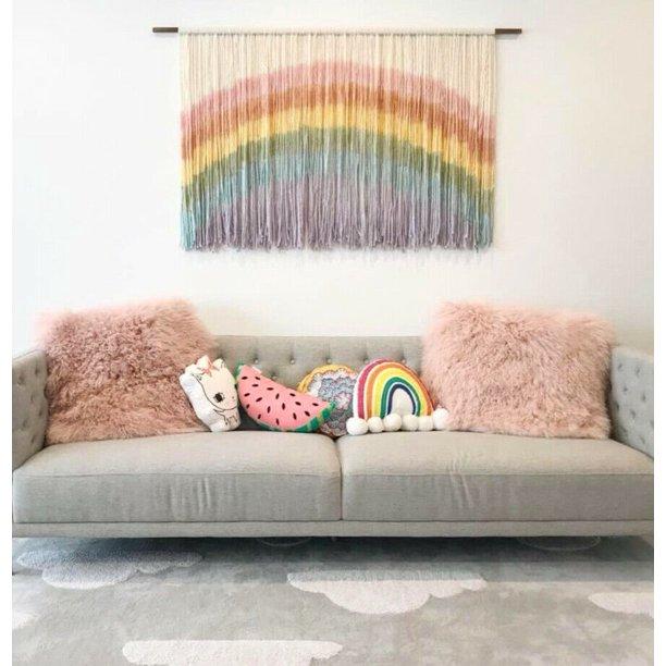 Aurtem Tapestry Wall Hanging Art Hand Woven Home Living Room Bedroom Decoration Walmart Com Walmart Com