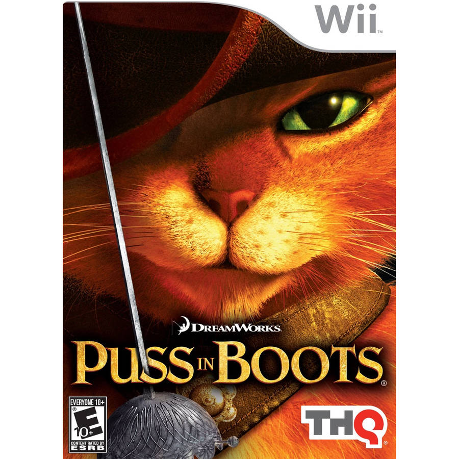 Puss in Boots (Wii)