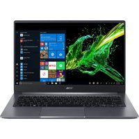 "Acer Swift 3 14"" Full HD Laptop, Intel Core i5, 8GB RAM, 512GB SSD, Windows 10 Home, Steel Gray, SF314-57-57BN"