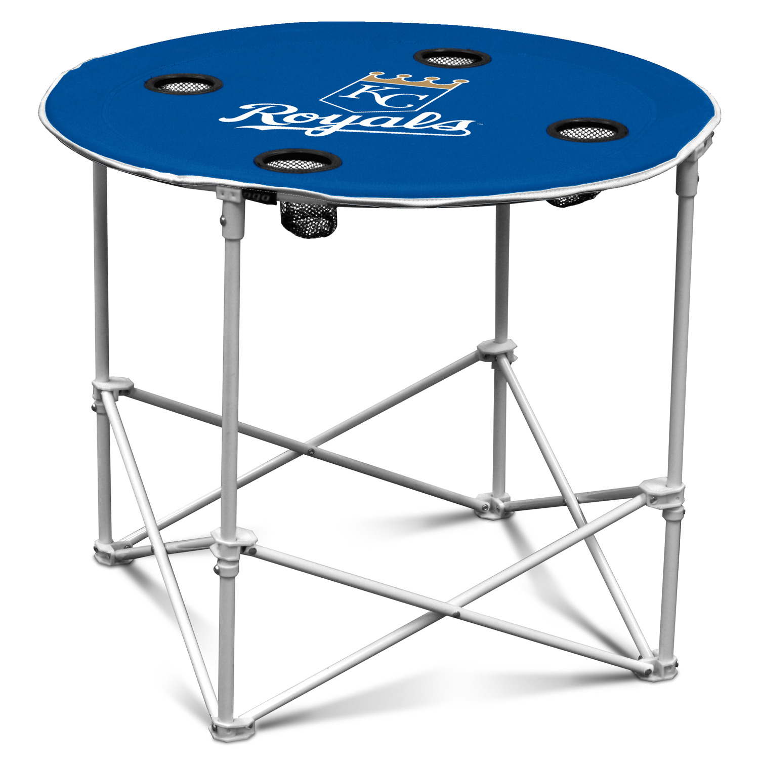 Kansas City Royals Round Tailgate Table