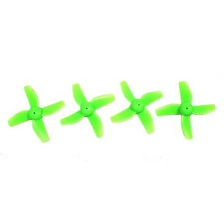 (Rage RC RGR4308 Triad FPV Propeller Set, Green - Set of 4)
