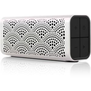 Braven LUX Portable Wireless Speaker- Pearl