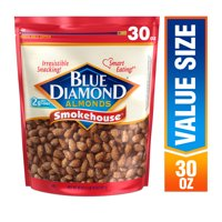 Blue Diamond Smokehouse Almonds 30 oz. Bag