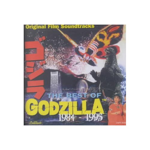 THE BEST OF GODZILLA VOL. 2 includes music from RETURN OF GODZILLA, GODZILLA VS. BIOLLANTE, GODZILLA VS. KING GHIDORAH, GODZILLA VS. MOTHRA, GODZILLA VS. SPACE GODZILLA, and GODZILLA VS. THE DESTROYER.<BR>Original scores composed by Akira Ifukube, Masao Sato and others.
