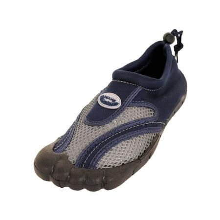Easy USA Men's Toe Slide Aqua Socks Water -