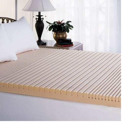 Beautyrest 3.5 inch Geo Matt Foam Topper in Multiple Sizes