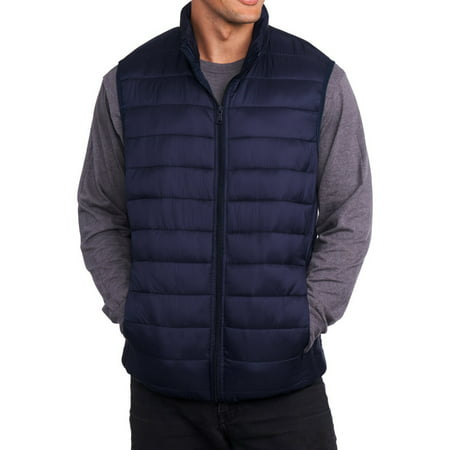 Alpine Swiss Mens Down Alternative Vest Jacket Lightweight Packable Puffer (Ghost Whisperer Down Jacket)