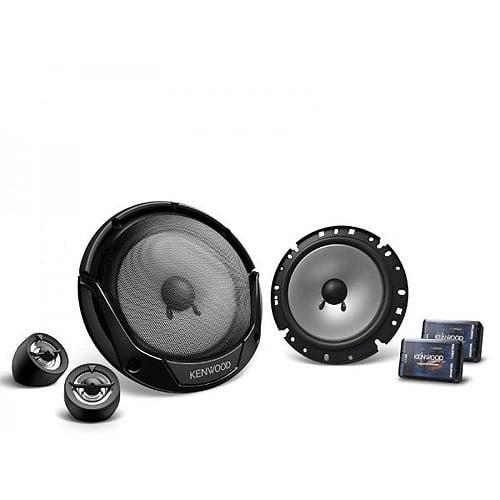 """Kenwood 6-3/4"""" 300W Component Speaker System"""