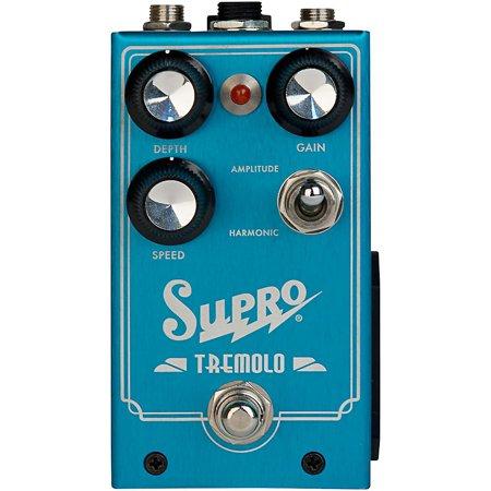 Supro 1310 Analog Harmonic Tremolo Pedal (Best Analog Tremolo Pedal)
