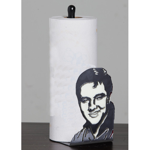 Henson Metal Works Elvis Presley Edition Paper Towel Holder