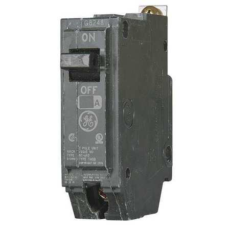 GENERAL ELECTRIC Bolt On Circuit Breaker,30A,1 Pole,THQB THQB1130
