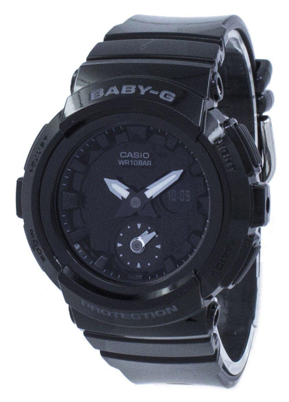 Casio Baby-G Shock Resistant Analog Digital BGA-195-1A BGA195-1A Womens Watch